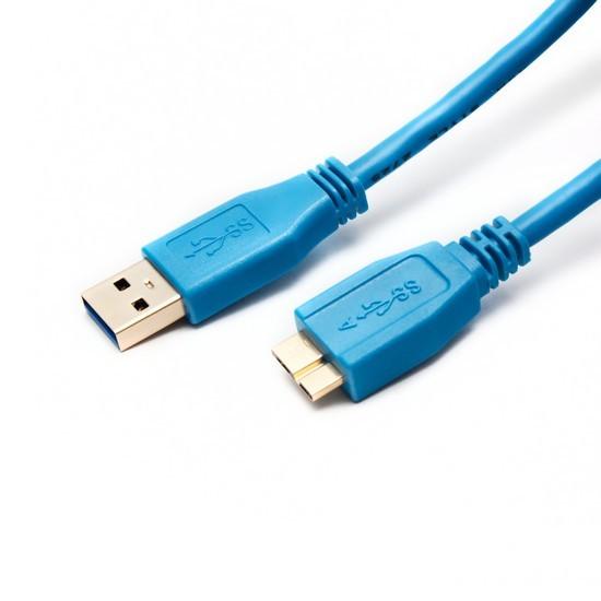 Переходник MICRO-B USB на USB 3.0